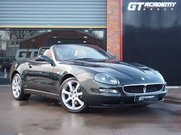 maserati gransport convertible used maserati spyder for sale tring hertfordshire