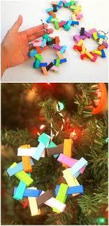 tree worthy diy ornaments origami ornaments diy