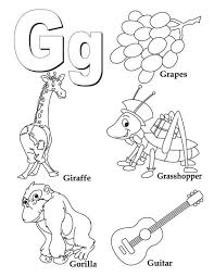 guitar coloring pages to print best 25 letter a coloring pages ideas on pinterest alphabet