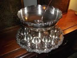 punch bowl ebay