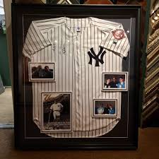 gifts for yankees fans a surprise gift for a couple of ny yankees fans a signed jersey and