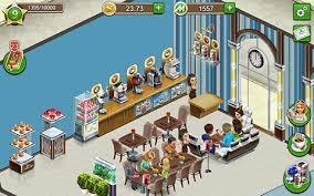 coffee shop cafe business sim for android free coffee - Cafe Apk