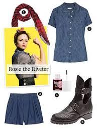 Rosie Riveter Halloween Costume Diy Charlie Chaplin Costume Idea Women Charlie