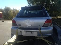 2002 subaru impreza wrx wagon automatic transmission complete part out