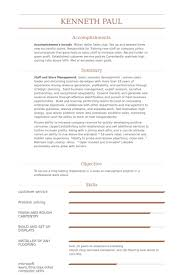 Objective In Resume Example by Installer Resume Samples Visualcv Resume Samples Database