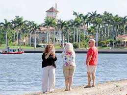 is trump at mar a lago what mar a lago is like business insider