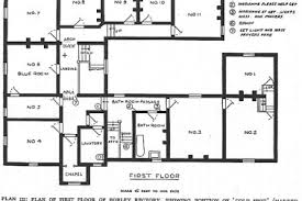 big house floor plans 30 haunted house floor plans and designs the lothians 2