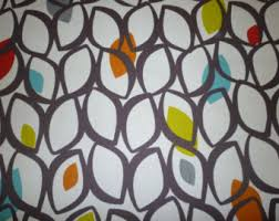 Modern Retro Upholstery Fabric Apple Green And Off White Fabric With Silk Embroidery Modern
