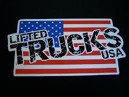Rebel Flag Ford Lt Usa Decal Lifted Trucks Usa