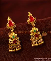 long rings design images Er417 long hanging ear ring peacock cubic zircon stone party jpg