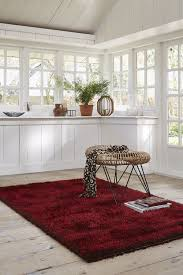 tapis shaggy tapis shaggy en polyester cosy esprit home tapis