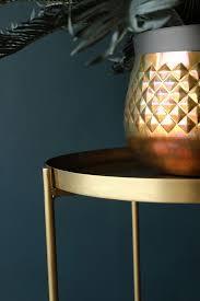 glow tall coffee side table