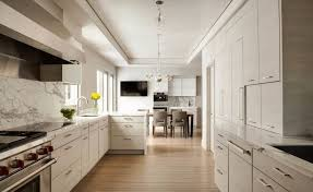kitchen wooden floor kitchen with wall cabinet also corner