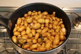 comment cuisiner les pommes de terre grenaille cuisine facile com comment cuire de la grenaille de pommes de terre