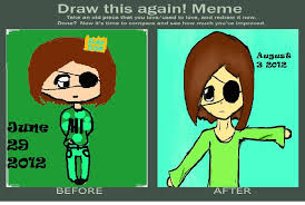 redraw meme my oc kry draw this again know your meme