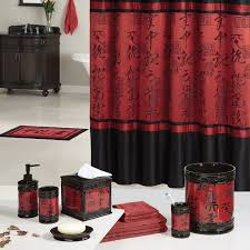 Red Bathroom Accessories Sets by Bathroom Design Fabulous Red Black And Grey Bathroom Decor Red