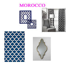 Modern Moroccan by Moroccan Wall Inspired Modern