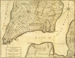 Boston Vs New York Map by Abraham Woodhull The Spy Named Samuel Culper Journal Of The