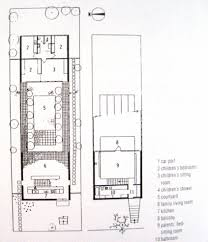 eames house plan