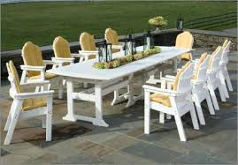 plastic outdoor furniture for patio furniture made from recycled