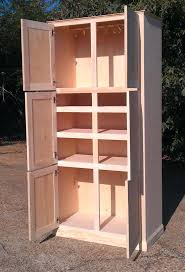 Kitchen Freestanding Pantry Cabinets Free Standing Kitchen Pantry Cabinet S Freestanding Pantry Cabinet