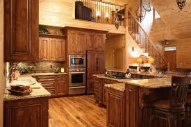 Rustic Cabin Kitchen Ideas by Rustic Cabin Style Rustic Kitchen By Walker