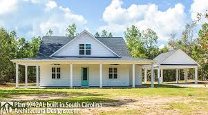 house plan 9742al comes to life in south carolina