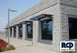 cinder block buildings advantages disadvantages of concrete block