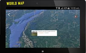 map eath earth map live gps navigation tracking route android apps on