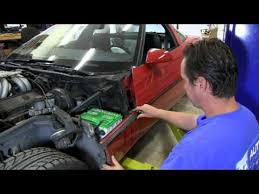 1986 Corvette Interior Parts How To Install Replace Dead Battery 1984 96 Chevy Corvette Youtube