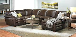 Sectional Sleeper Sofa With Recliners Leather Sectional Sleeper Sofa With Recliners Leather Sectional