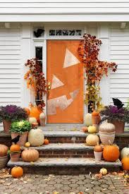 Fall Hay Decorations - https homebnc com homeimg 2017 08 17 front door