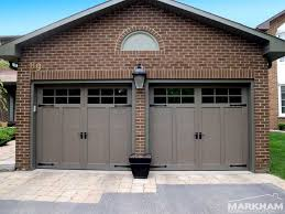 exterior design interesting garage design with amarr garage doors exciting brick wall with gray amarr garage doors and cozy tremron pavers