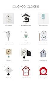 scandinavian wall clock cuckoo clocks for scandinavian style coastal home decor
