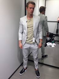 mens summer fashion the casual summer suit perfect for a date