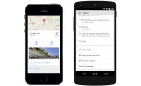 uber for android maps for android and ios updated guidance uber