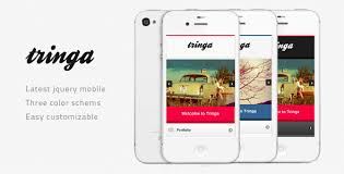 25 free and premium mobile website templates and layouts