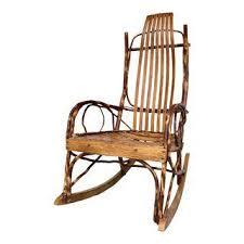 Wood Rocking Chair Vintage U0026 Used Wood Rocking Chairs Chairish