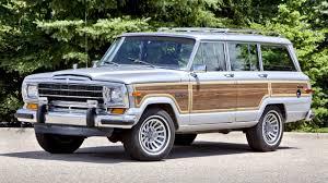 concept jeep wagoneer jeep grand wagoneer u00271986 youtube