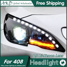 peugeot 408 used car online buy wholesale headlight peugeot from china headlight