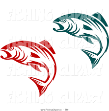 royalty free stock fishing designs of fishes page 4