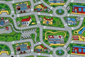 Childrens Play Rug by Car Rugs For Kids Rug Designs