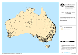 explainer how much landfill does australia have