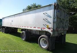2010 mate end dump trailer item da6426 sold july 13 tru