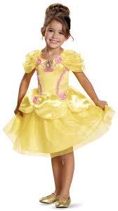 disney princess belle classic costume for kids buycostumes com