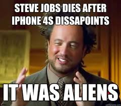 Iphone 4s Meme - ancient aliens memes quickmeme