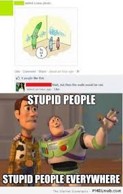 Stupid People Everywhere Meme - 44 stupid people everywhere pmslweb