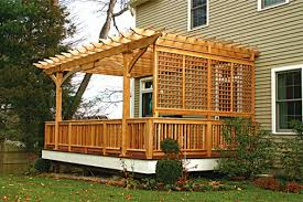 Pictures Of Pergolas by Aluminum Decking U0026 Deck Rail Deck Design 3 Reasons To Have A