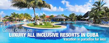 luxury all inclusive vacations in cuba signaturevacations