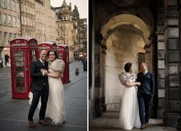 wedding arch edinburgh edinburgh best elopement destination in europe for christmas
